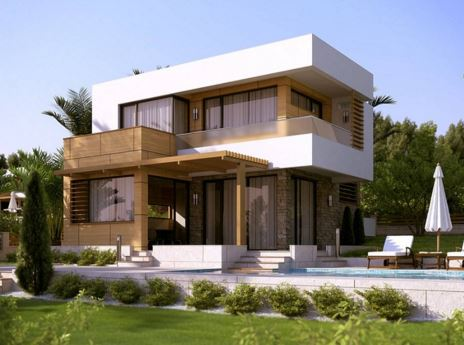 Дома с плоской крышей - преимущества и недостатки