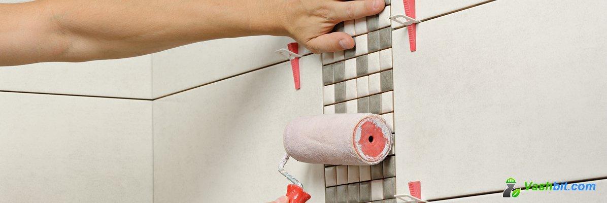 Как класть плитку в ванной комнате – краткое руководство