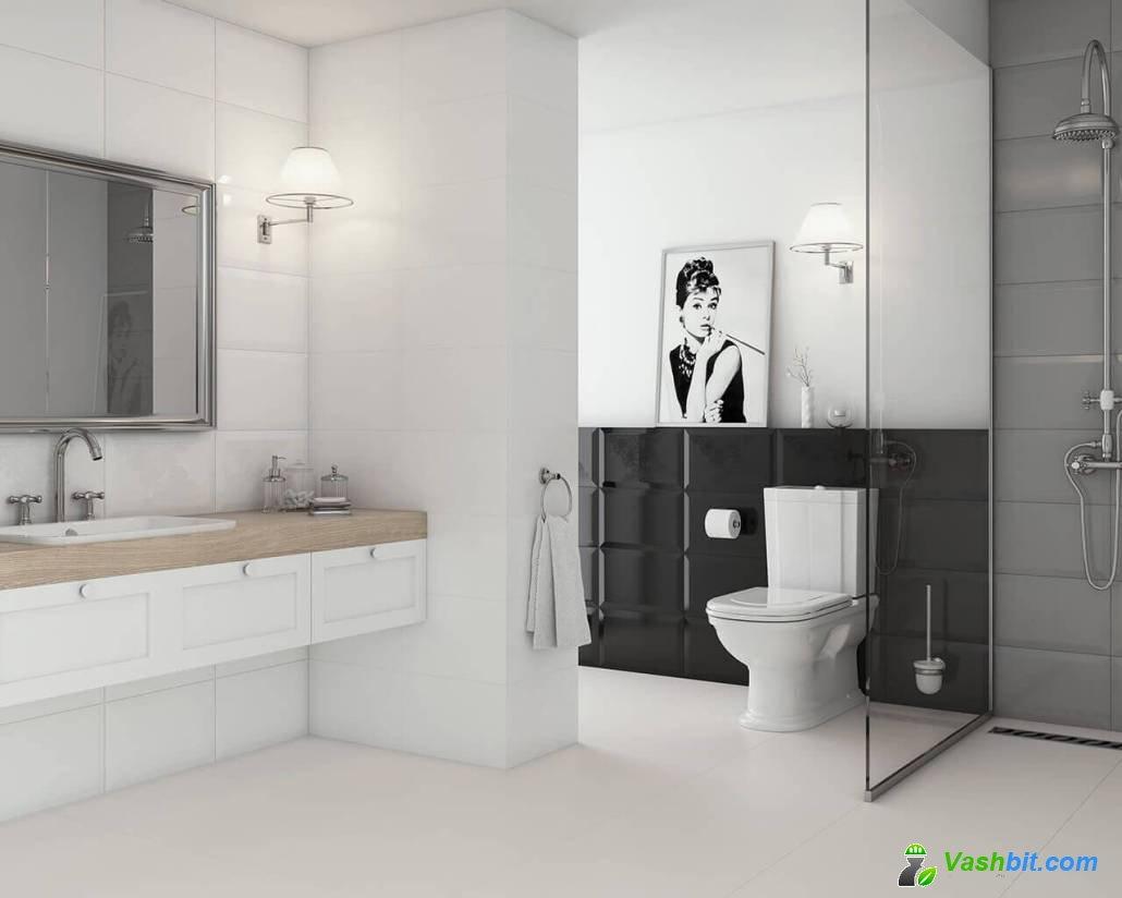 Как выбрать плитку для ванной? 5 самых популярных решений, которые изменят Ваш интерьер!